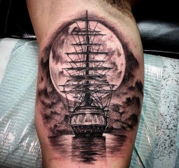 Bicep Tattoo Ideas For Men