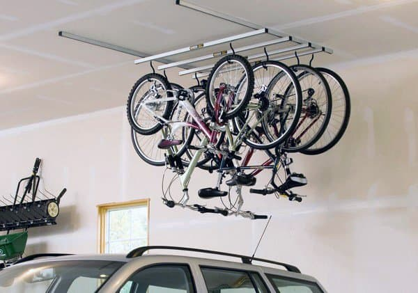Bicycle Ceiling Storage