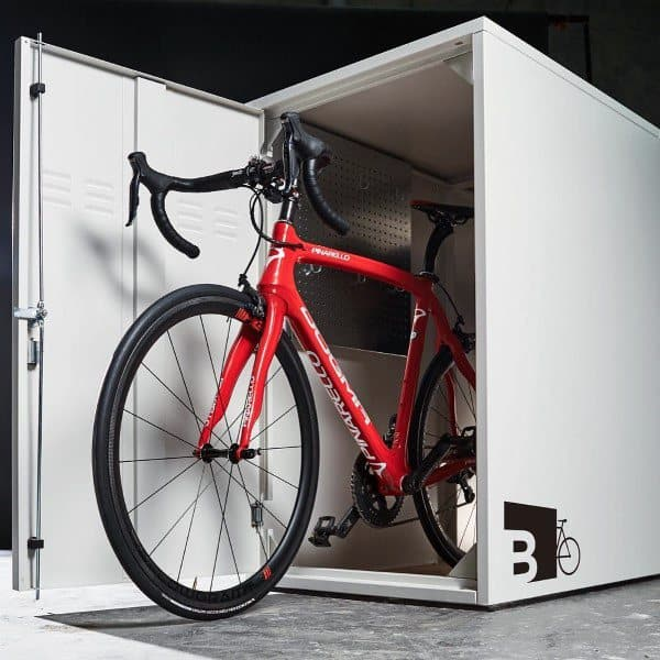 Bicycle Organization Storage Ideas