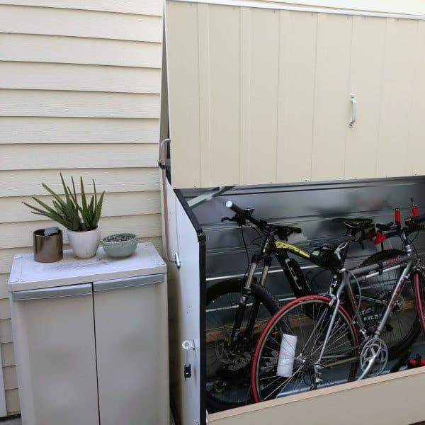 Bicycle Outdoor Storage