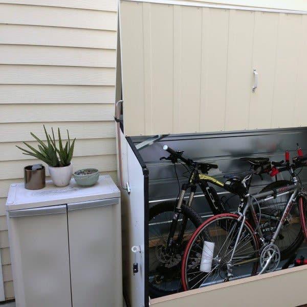 Bicycle Outdoor Storage