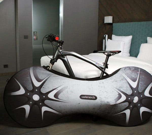Bicycle Storage Bag Ideas