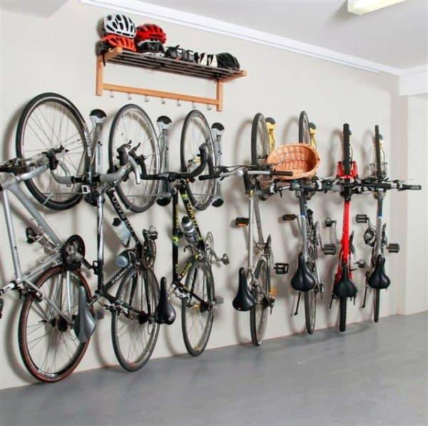 Bicycle Storage Garage Ideas