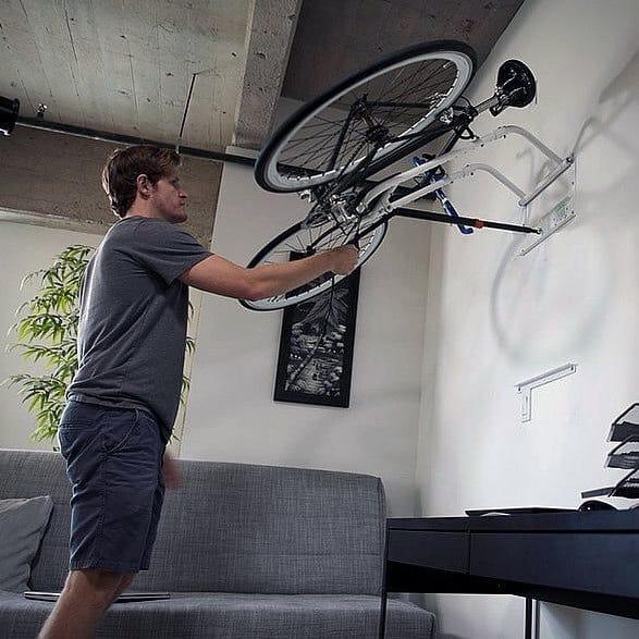Bicycle Storage Ideas
