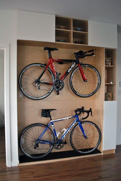 Bicycles Storage
