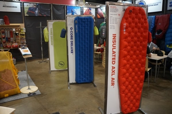Big Agnes Camping Sleeping Pads