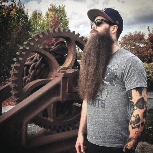 Big Beard Style Inspiration For Men