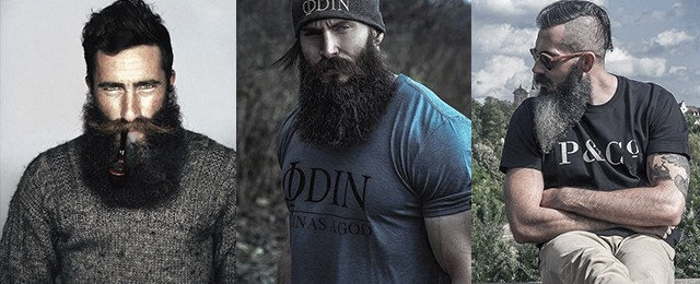 Big Beard Styles For Men