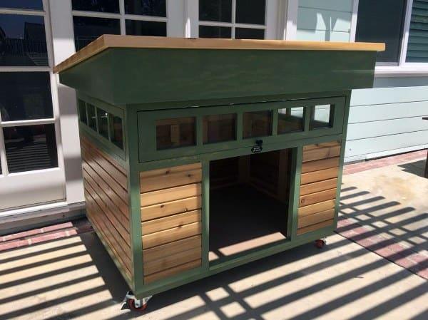 Big Dog House Ideas