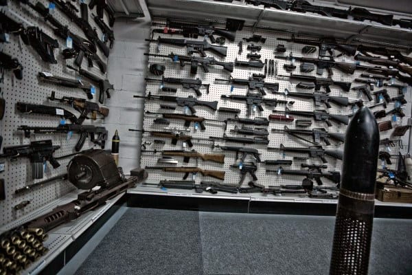 Big Gun Room Collection
