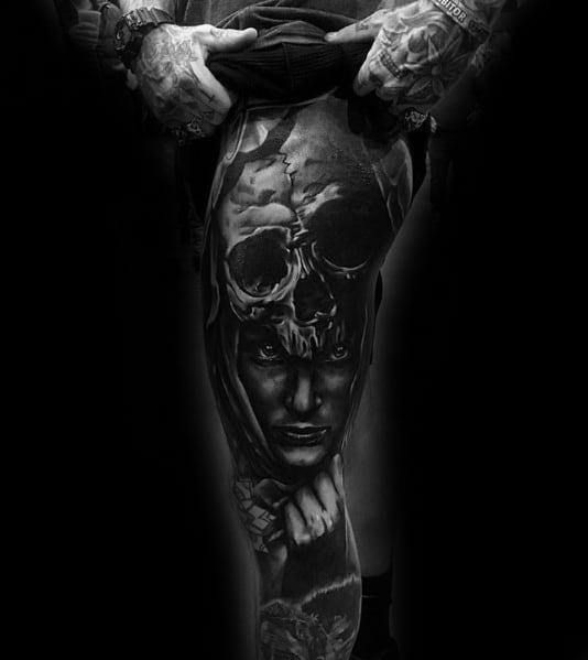Big Guys Tattoo Designs