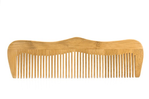 Big Red Handcrafted No 99w Wide Mens Beard Comb