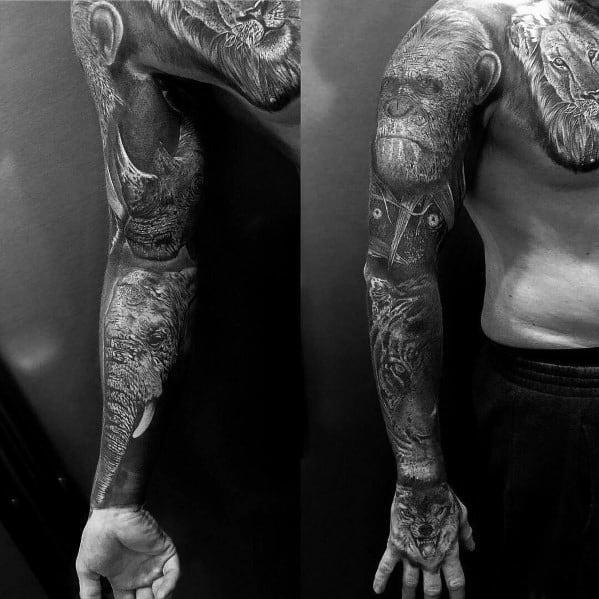 Big Tattoo Ideas For Men