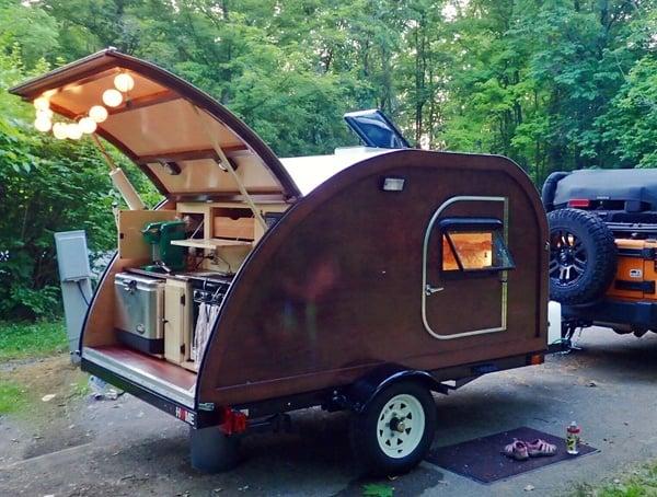 Big Woody Campers Off Road Camper