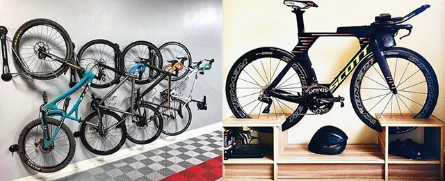 Top 70 Best Bike Storage Ideas - Bicycle Organization Designs