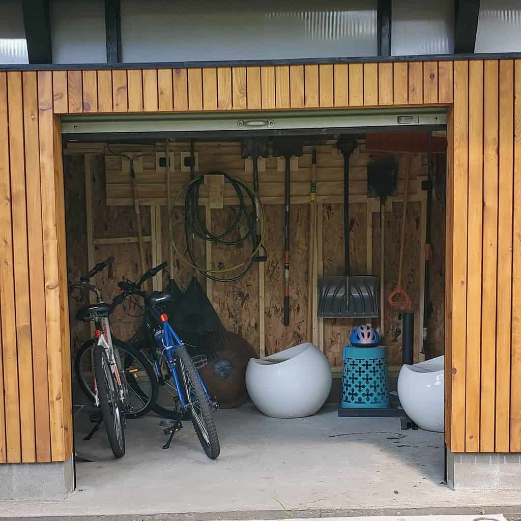 bike storage shed storage ideas remade.modern