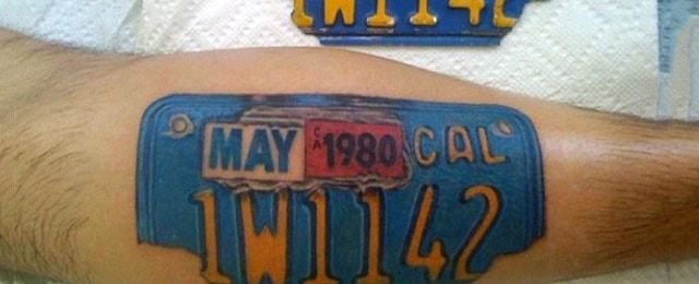 Biker Tattoos For Men