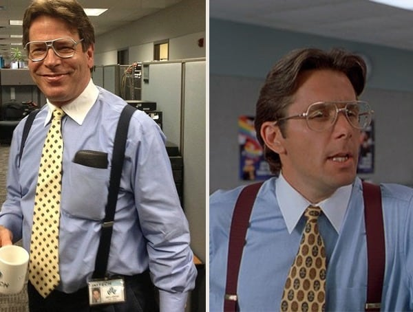 Bill Lumbergh Office Space Best Halloween Costume Ideas For Men