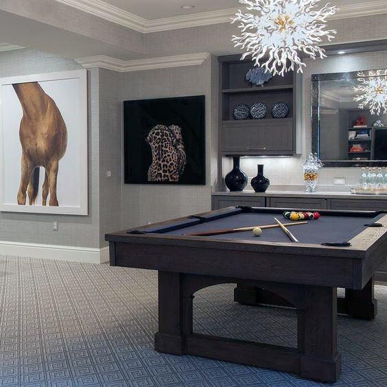 Top 80 Best Billiards Room Ideas