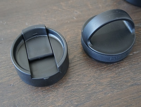 Bindle Bottle Top Lid Options