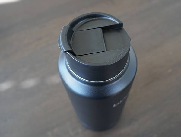 Bindle Bottle With Closed Bpa Free Plastic Drinking Lid Top