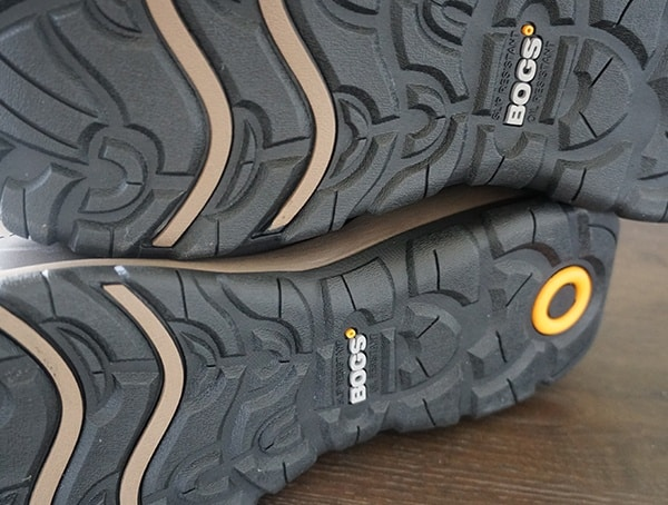 Biogrip Outsole Bogs Foundation Mid Leather Composite Toe Boots