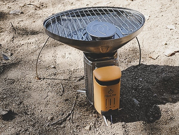 Biolite Campstove 2 Review Outdoor