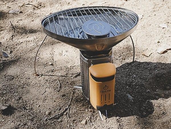 Biolite Campstove 2 Review Outdoor