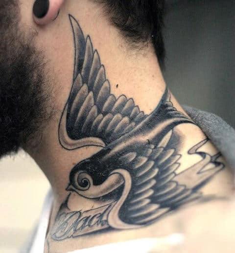 Bird Men Tattoos