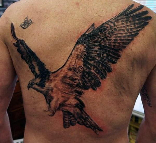 Birds Tattoo For Men