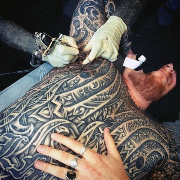 May 2020 Fab Finds Under 50: 90 Armpit Tattoo Designs For Men