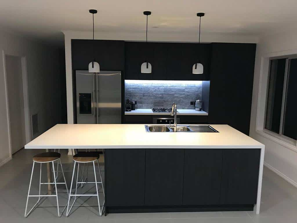 black and white kitchen color ideas hbfelectrical