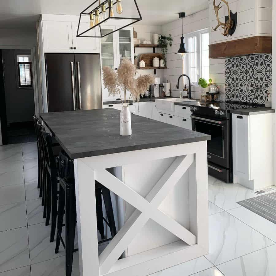 The Top 70+ Best Modern Farmhouse Kitchen – Interior Home and Design