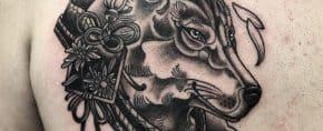 Top 57 Best Okami Tattoo Ideas – [2020 Inspiration Guide]