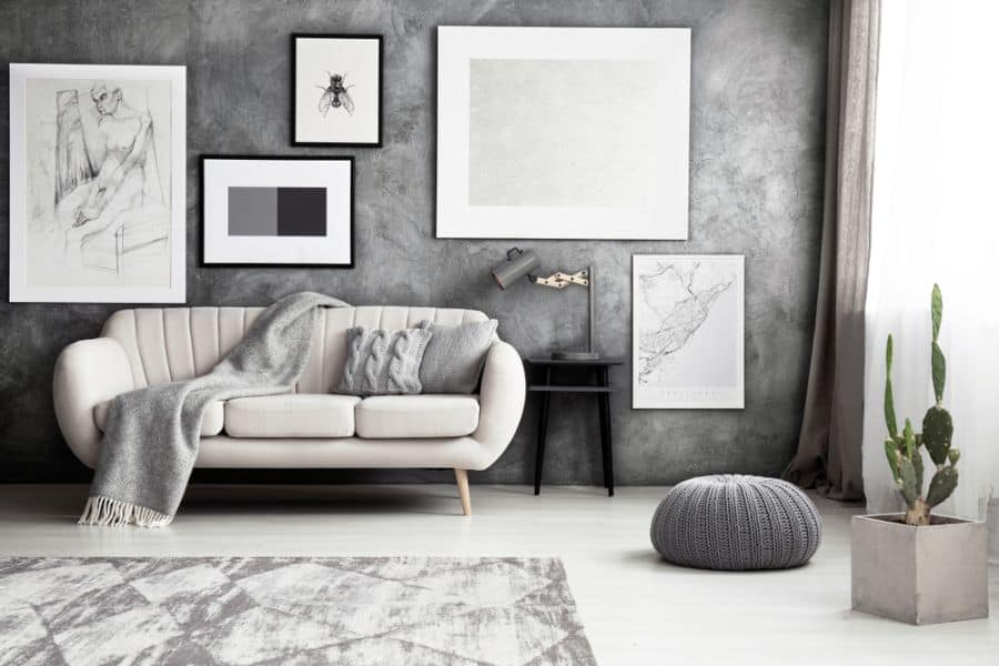 Black And White Picture Wall Ideas 3