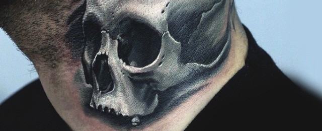 Black And White Tattoos For Men