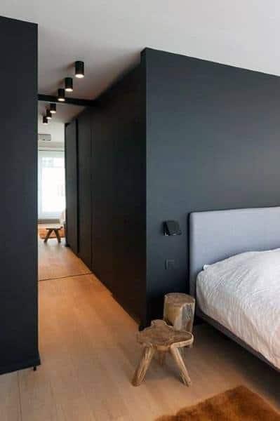 Black Bedroom Inspiration