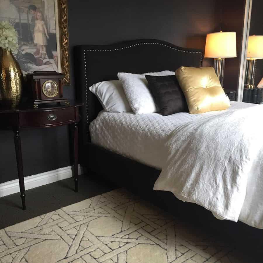 Black Bedroom Paint Colors 10thavenuedesign