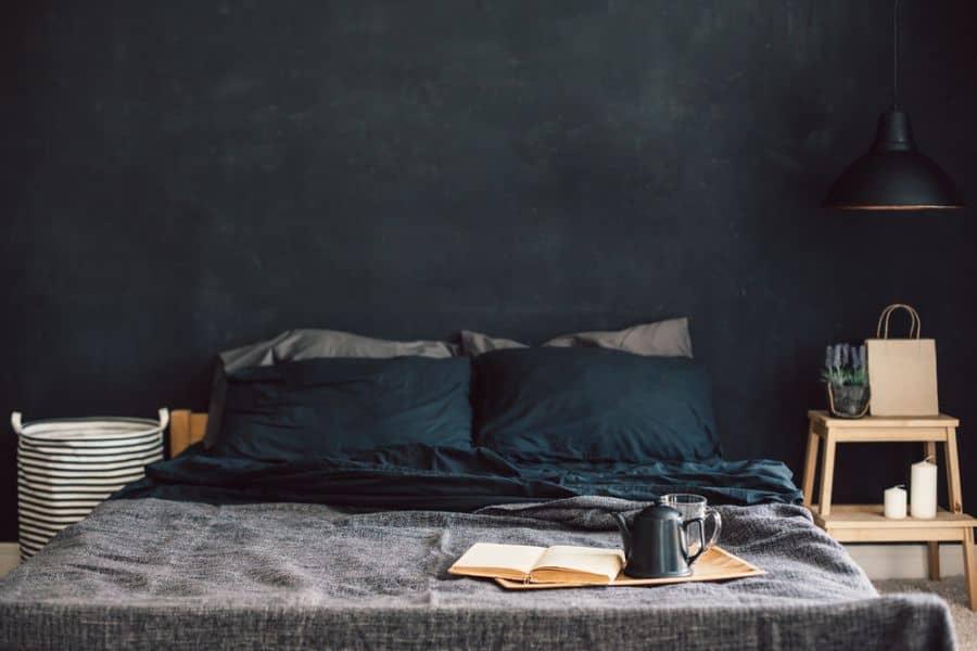 Black Bedroom Paint Colors 2
