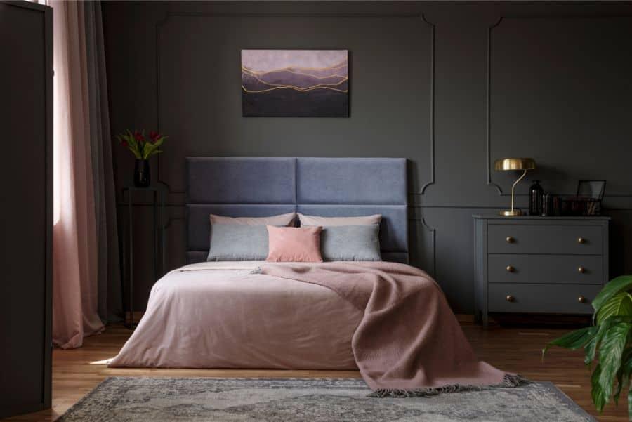 Black Bedroom Paint Colors 3