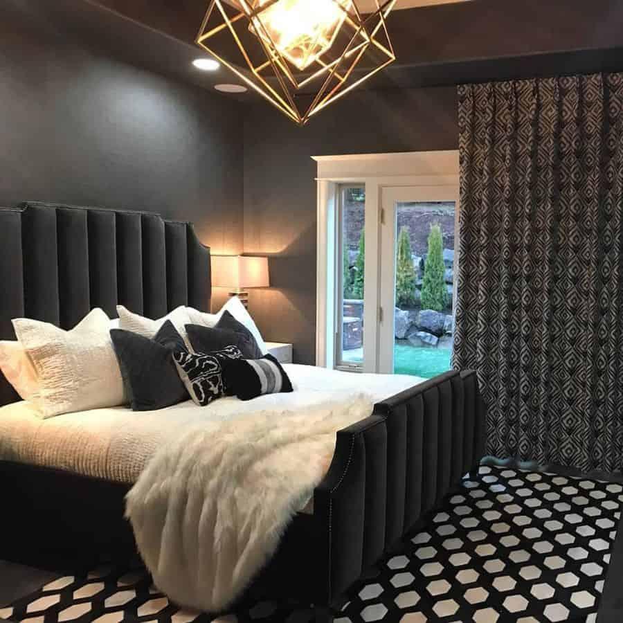 Black Bedroom Paint Colors Comfortlines