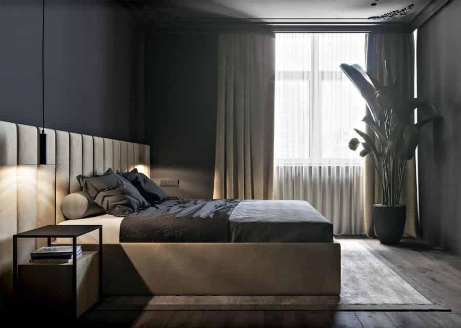 Black Bedroom Paint Colors K Band