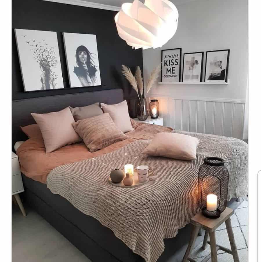 Black Bedroom Paint Colors Kristingronas