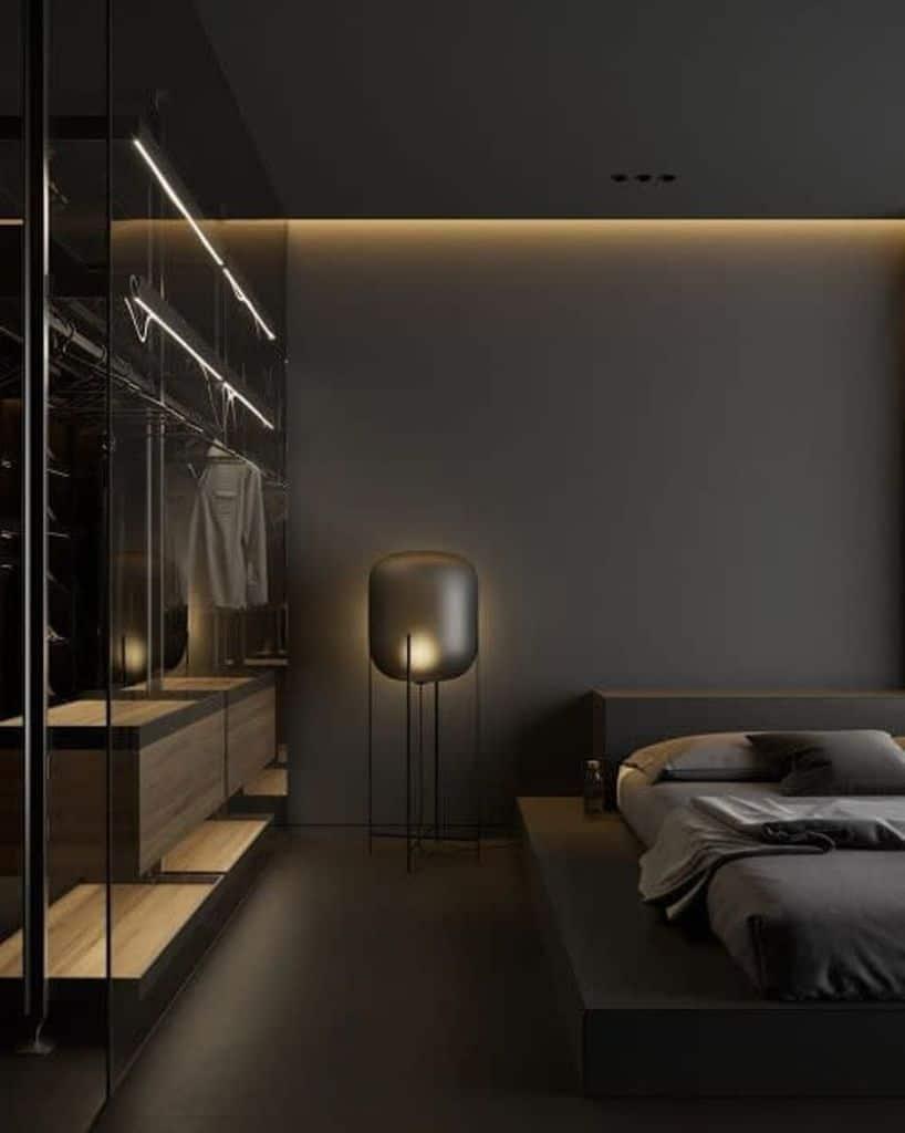 Black Bedroom Paint Colors Minimalistgoddess