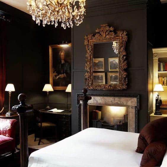 Black Bedroom Styles