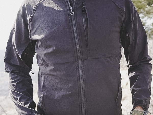 Black Beyond Clothing Velox Softshell Mens Jacket Review