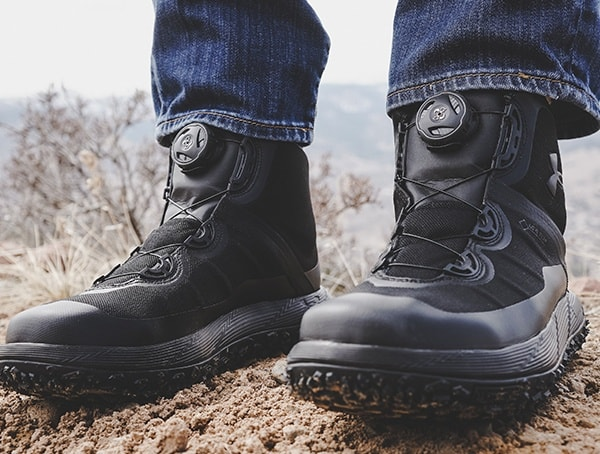 Black Boa Dial Under Armour Fat Tire Gore Tex Hiking Boots Review