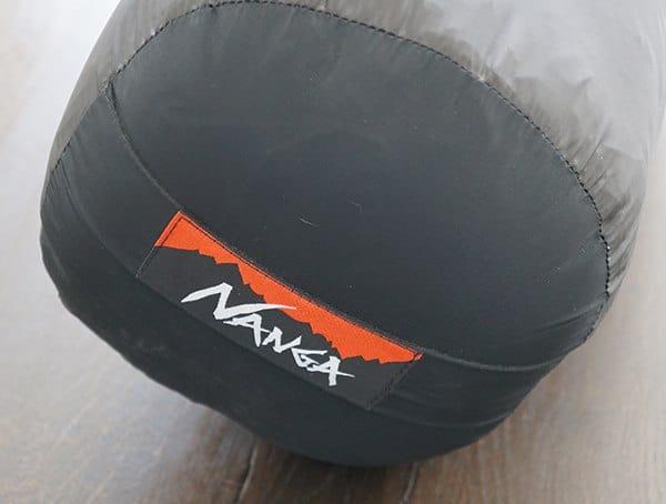 Black Compression Sack End Patch Takibi Kake Futon Down Blanket