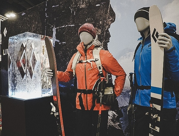 Black Diamond Ski Outerwear Collection