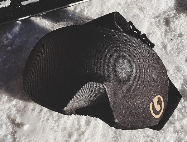 Black Gogglesoc Snowboard Goggle Lens Protection